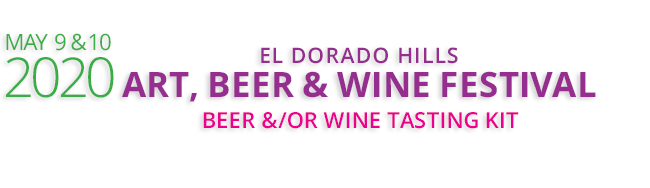 El Dorado Hills 2019 Art Wine, Beer & Art Festival